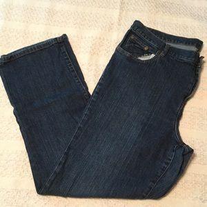 🔆 Ralph Lauren dark wash blue jeans